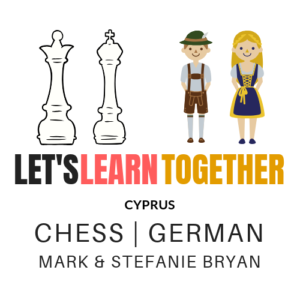 Let's Learn Together - Cyprus Logo