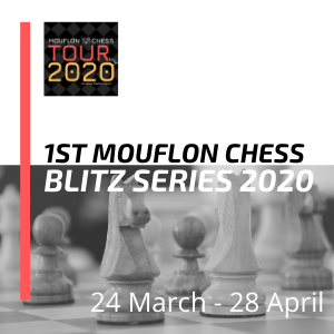 1st Mouflon Chess Blitz Series