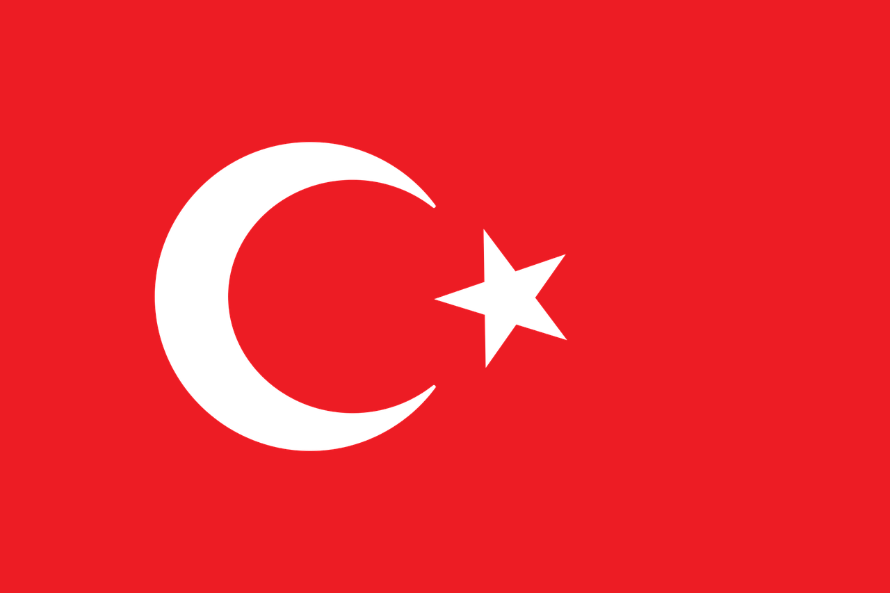 turkish flag, flag, turkey-1774834
